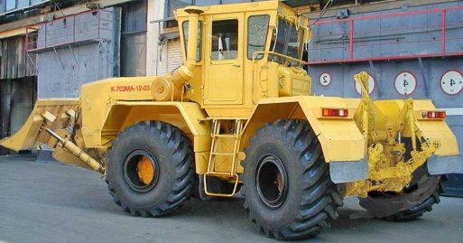 Трактор - КИРОВЕЦ К-703М