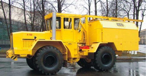 Сварочный колесный агрегат - КИРОВЕЦ К-703М-АС8-200
