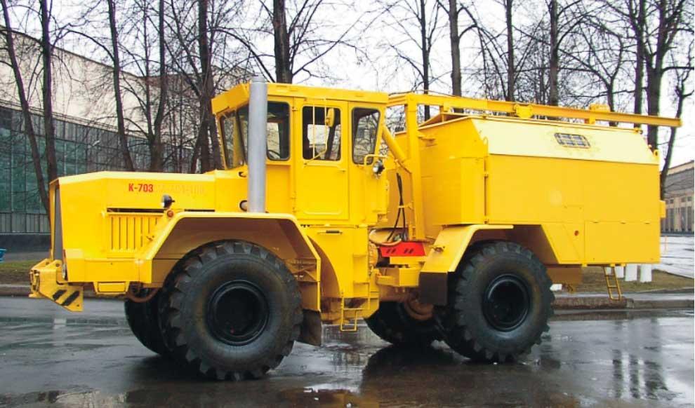 КИРОВЕЦ К-703М-АС