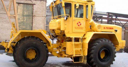Трактор - КИРОВЕЦ К-703МА