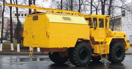 Сварочный колесный агрегат - КИРОВЕЦ К-703МА-АС