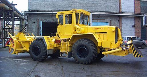 Трактор - КИРОВЕЦ К-703МА-ОС