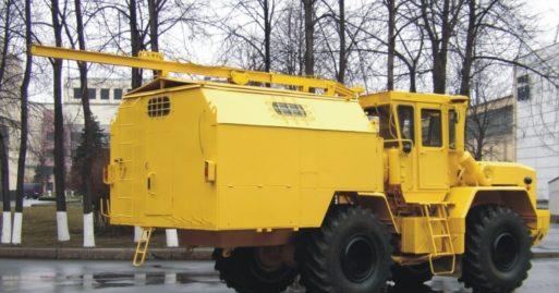 Сварочный колесный агрегат