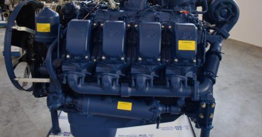 Модернизированные двигатели ТМЗ  для тракторов КИРОВЕЦ К-7