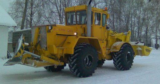 Трактор - КИРОВЕЦ К-703М-12-03.2 «ТРАНСФОРМЕР»