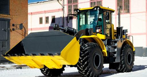 Трактор - Кировец К-708ПК7